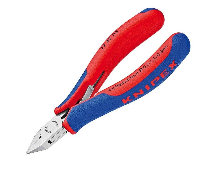 Kleště štípací boční Knipex 77 42 - 77 42 115