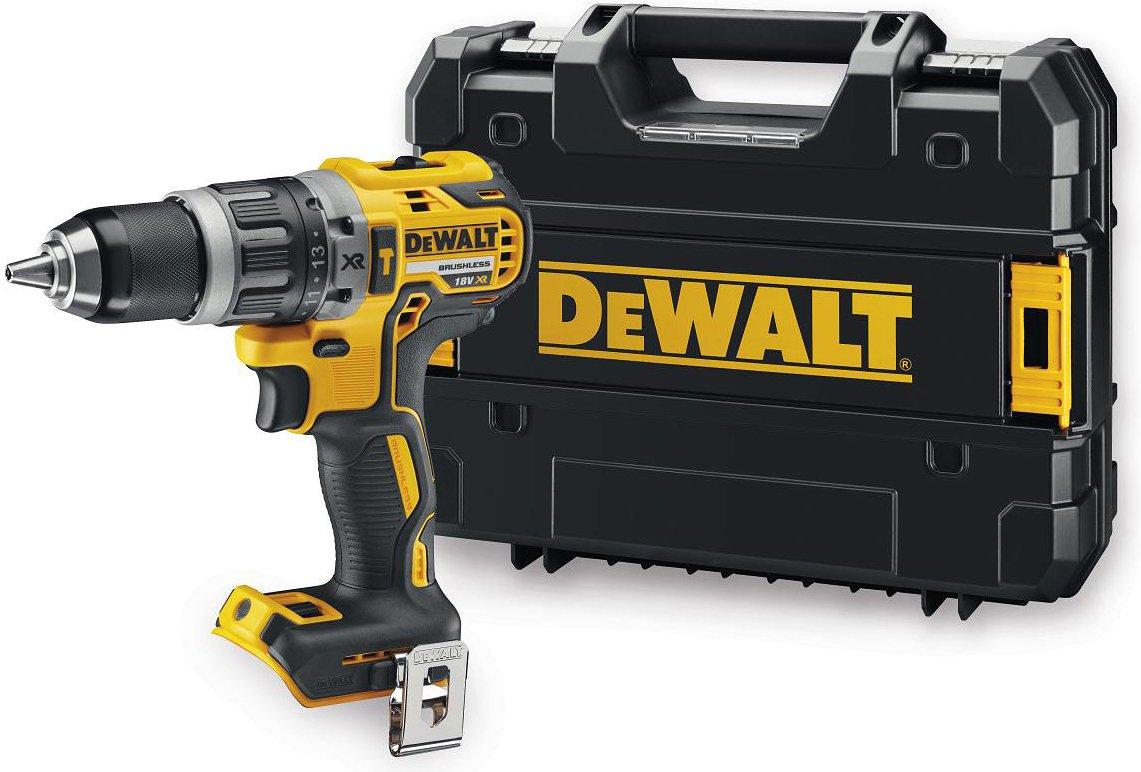DeWALT DCD796NT bezuhlíková aku příklepová vrtačka 18V XR bez aku