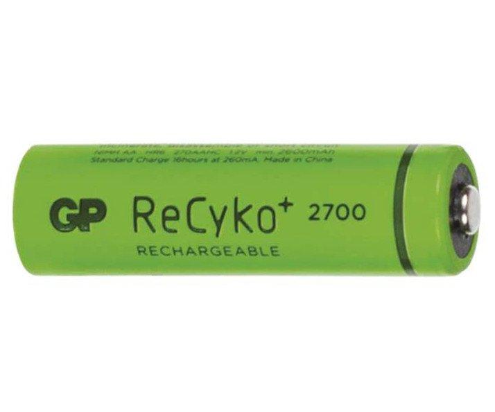 Nabíjecí baterie GP AA 2600mAH ReCyko+ 2700
