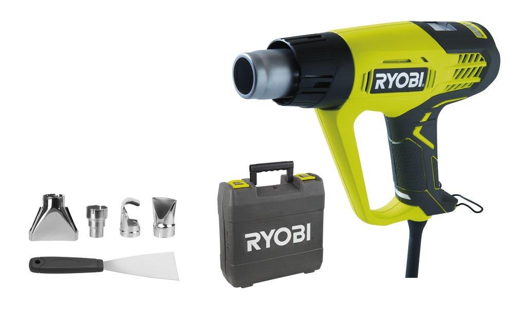 Ryobi EHG 2020 LCD horkovzdušná pistole 2000W