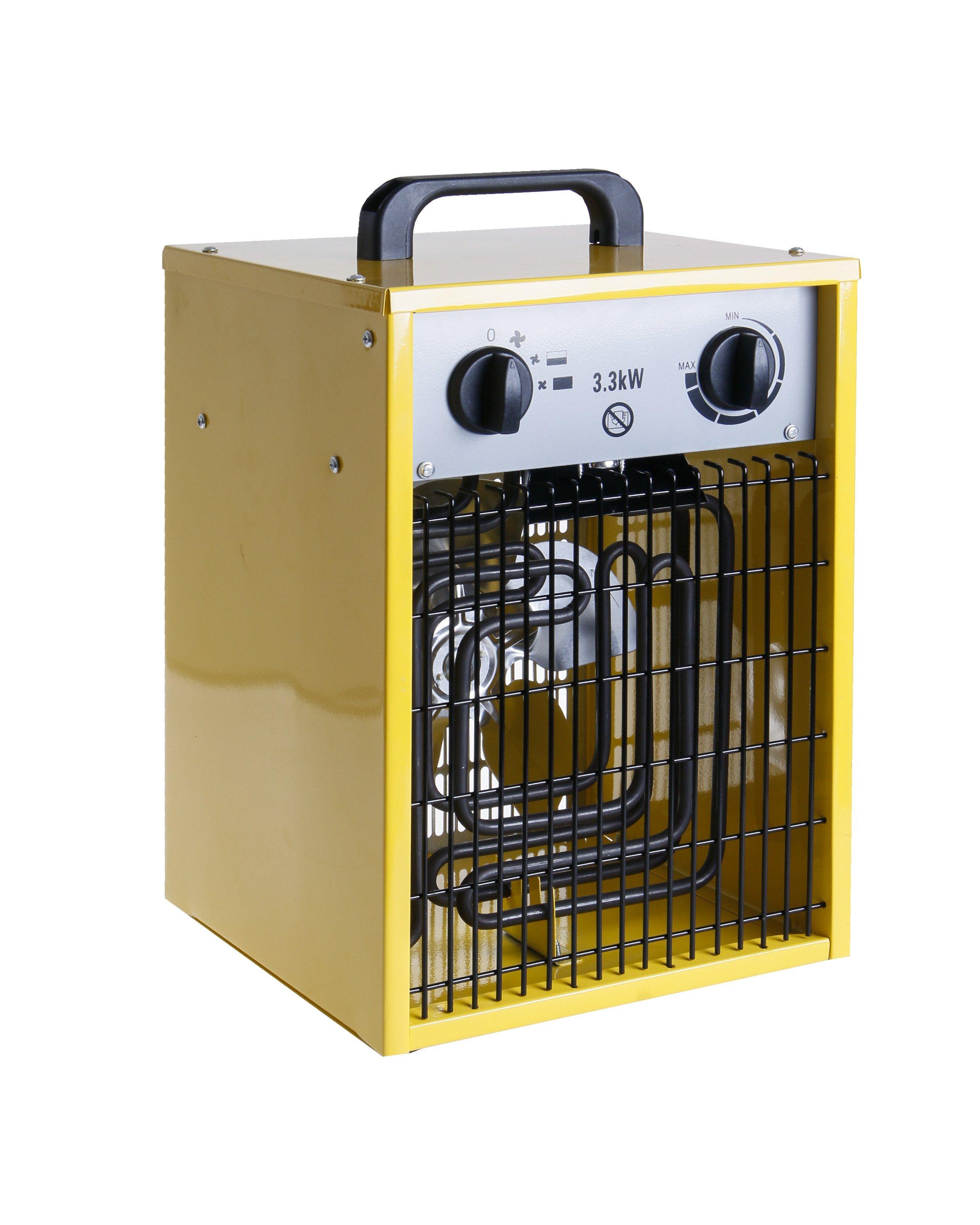 Elektrický přímotop 3.3kW