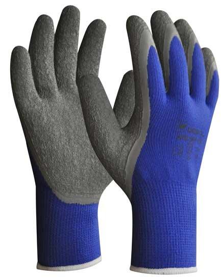 Pracovní rukavice zimní polomáčené Winter Eco - 9