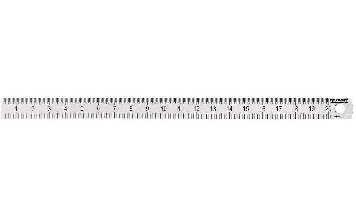 Měřítko ocelové ohebné 200mm Tona Expert E140801