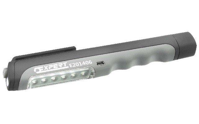 Svítilna tužková LED nabíjecí Tona Expert E201406