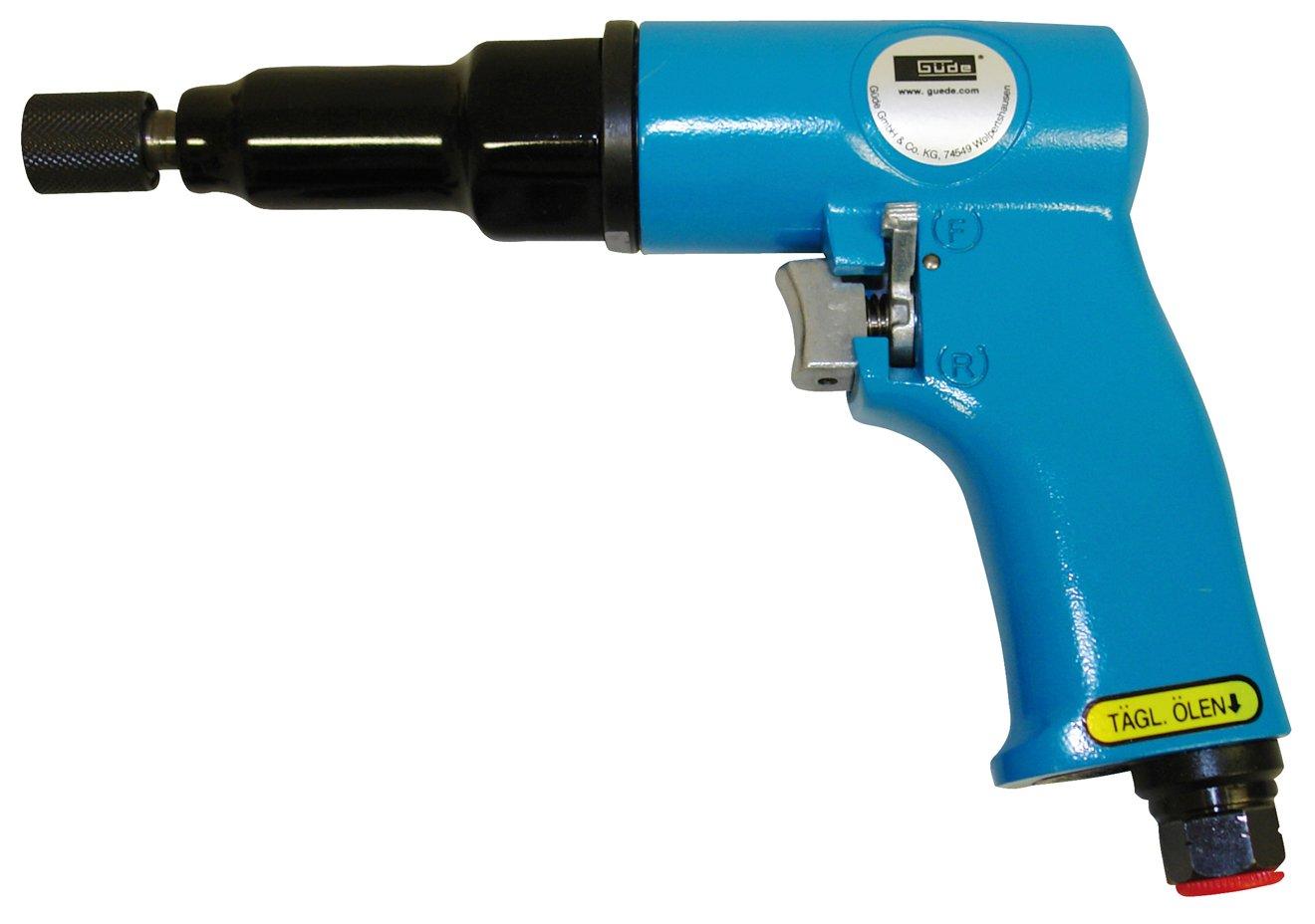 Güde 40079 šroubovák pneumatický 2-6mm Güde