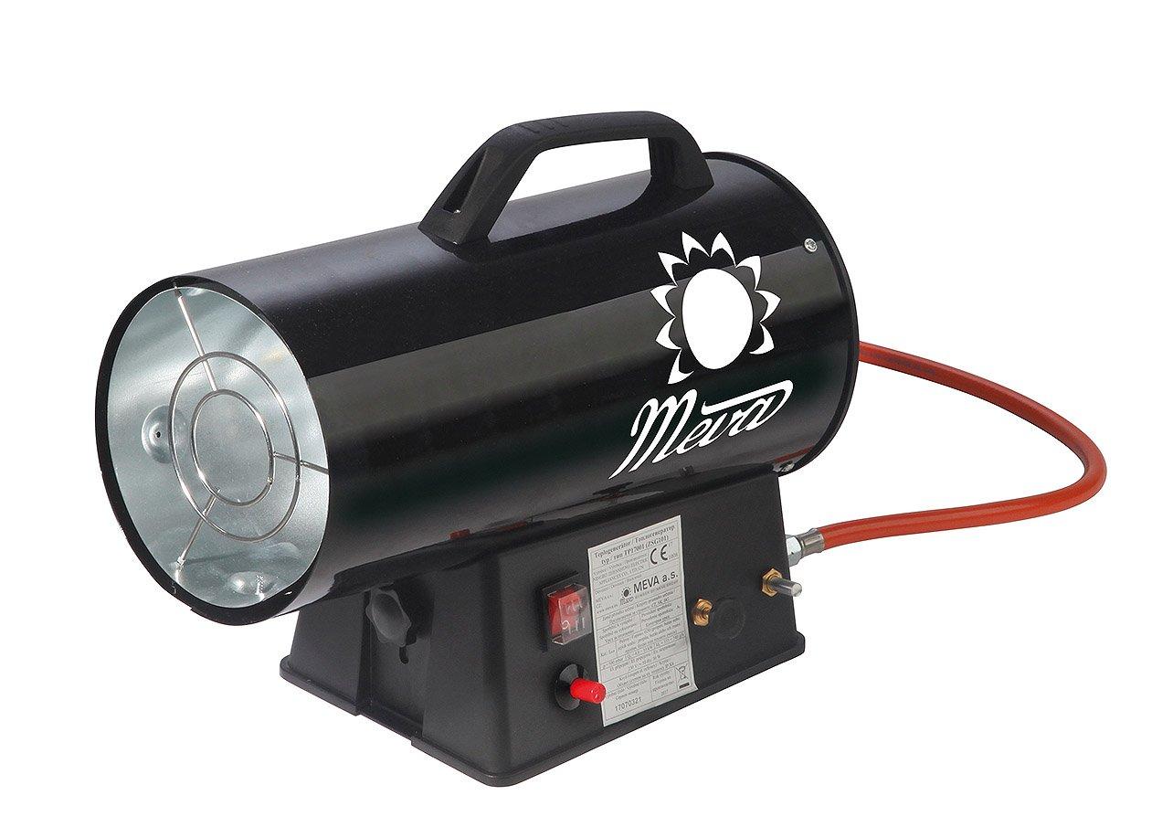 Plynová turbína 5-10kW Meva TP17001