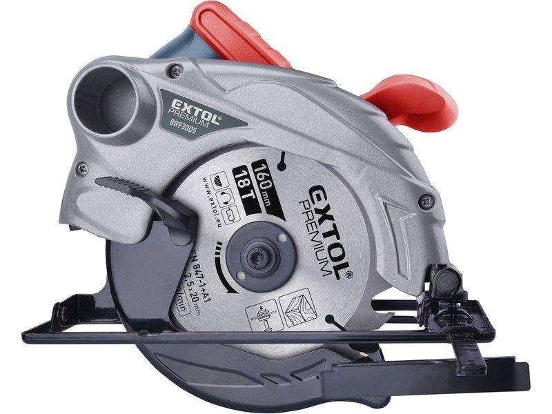 Extol Premium 8893005 kotoučová pila 160mm 1300W
