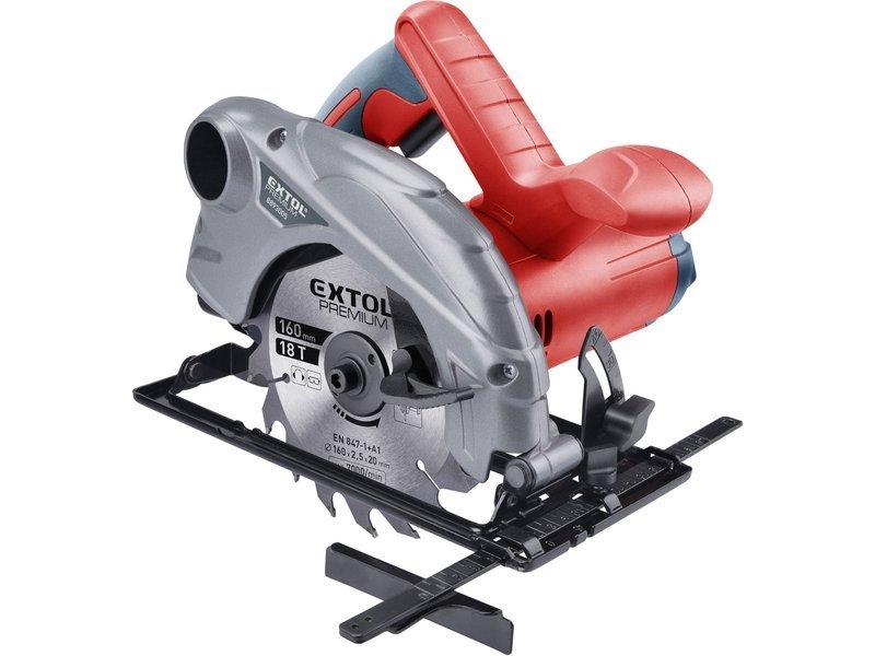 Extol Premium 8893005 kotoučová pila 160mm 1200W