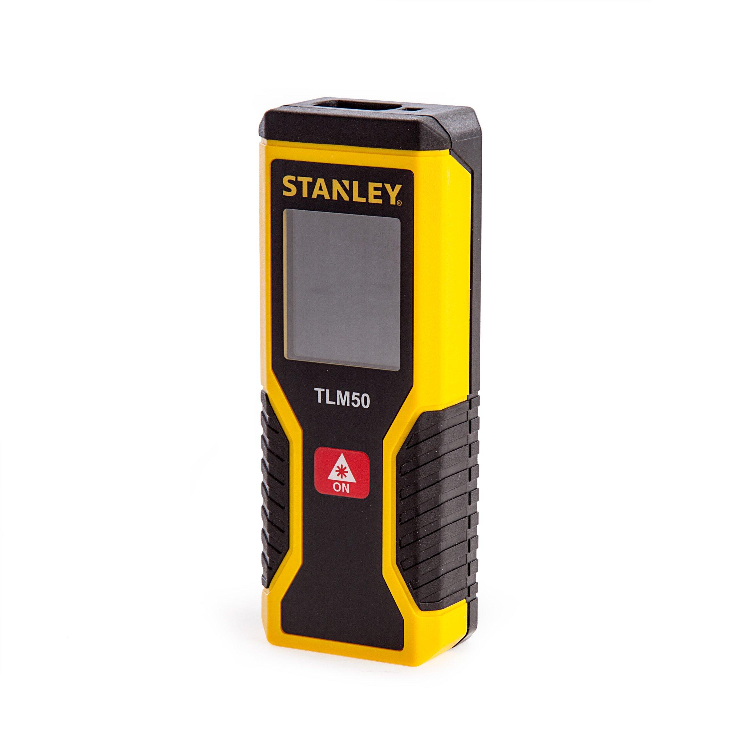 Stanley TLM 50 laserový dálkoměr 15m