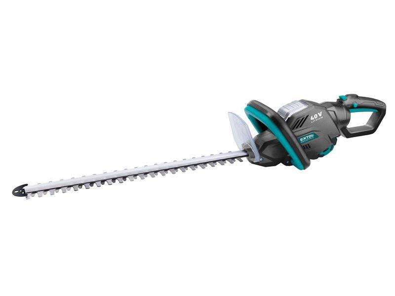 Extol Industrial 8795601 aku nůžky na živý plot 40V 2.5Ah bez aku a nabíječky