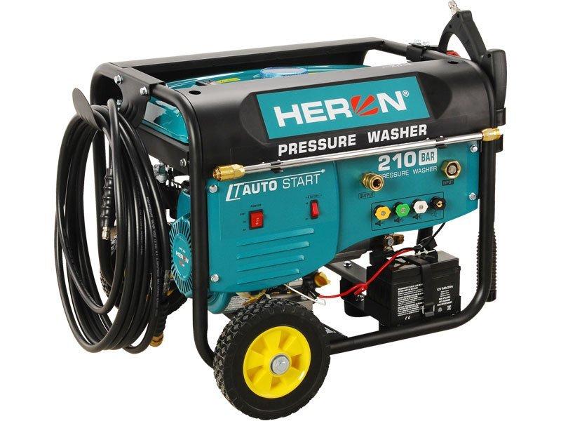 Heron 8896350 vysokotlaký motorový čistič 210bar