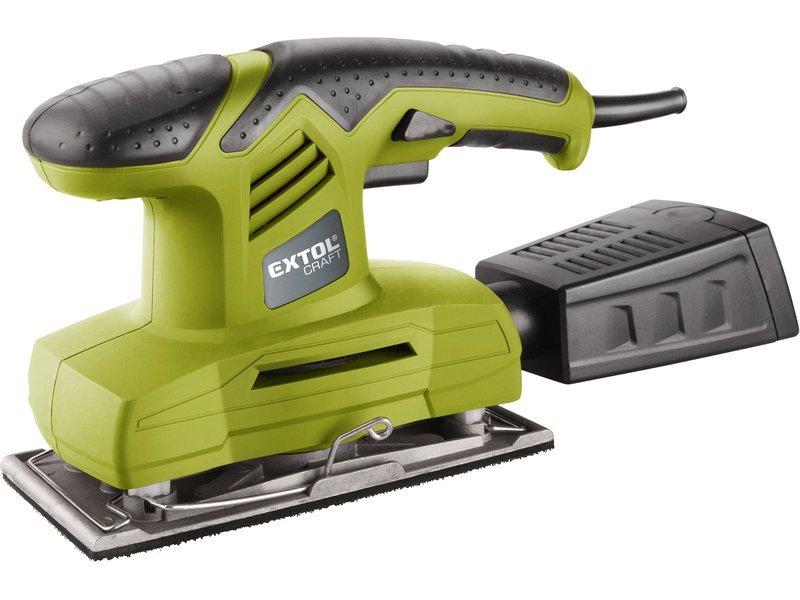 Extol Craft 407115 vibrační bruska 200W