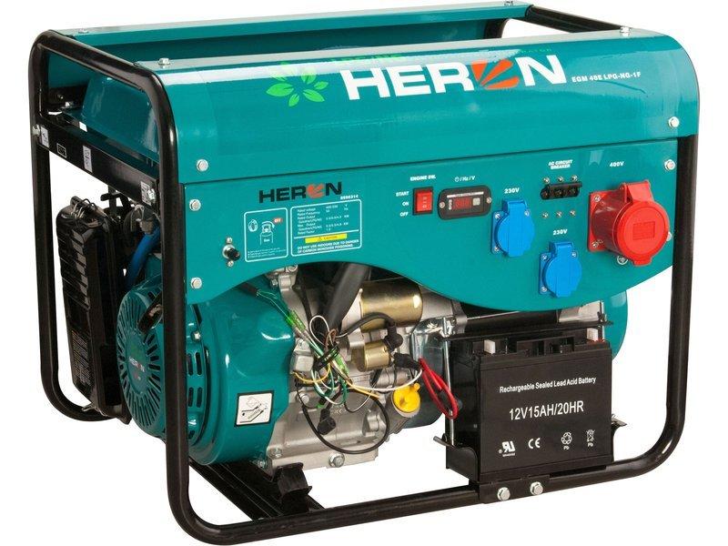 Heron 8896319 elektrocentrála 5,5kW/2x2,0kW
