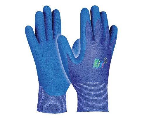 58d214003ee Pracovní rukavice dětské Kids - modrá
