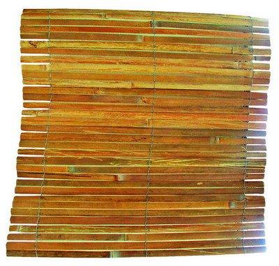 Rohož štípaný bambus - 1, 5m x 5m